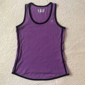 New Balance Mesh Athletic Tank Top Size Small